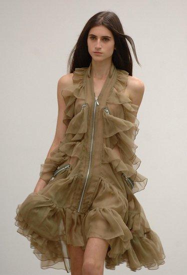 London Fashion Week, Spring 2008: Christopher Kane