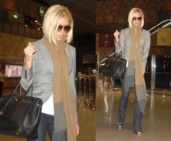 Celebrity Style: Victoria Beckham