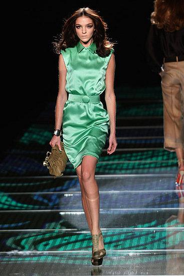 Milan Fashion Week, Spring 2008: Versace