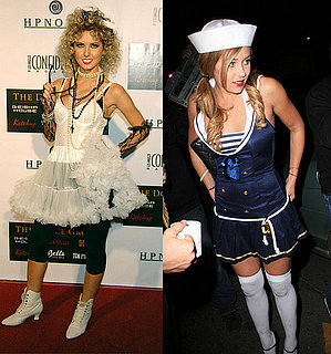 Battle of The Hills Costumes: Madonna vs. Sexy Sailor Girl