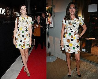 Who Wore It Better? Karta Geometric Jeweled Dress