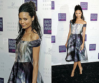 2007 British Style Awards: Thandie Newton