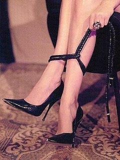 Snap Judgment: Heels or Flats?