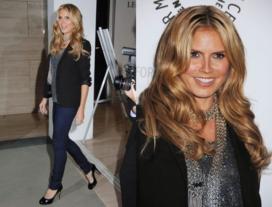Celebrity Style: Heidi Klum