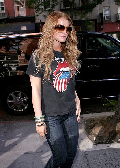 Do You Sport Rocker Tees?