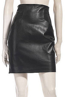 Acne Jeans Falsetto Leather Skirt: Love It or Hate It?