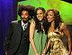 Eddie Steeples, Tia Mowry & Elise Neal