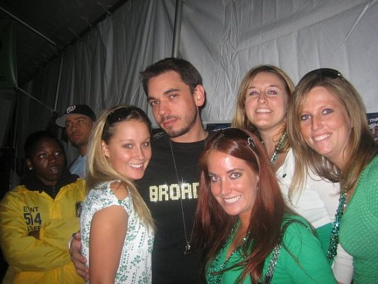 Celebrity Sighting:  DJ AM in Washington DC