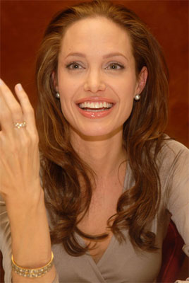 Angelina Wanted Back to Work