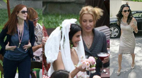 Eva longoria 39 s wedding shower popsugar celebrity for Eva my lady wedding dress