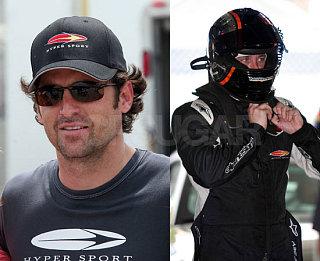 McDreamy's Race Car Trumps Addison's Porsche