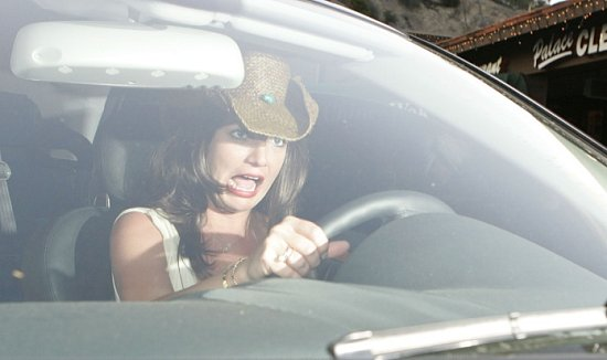 Britney Went Country Crazy This Weekend