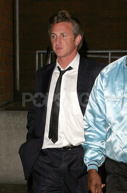 Sean Penn Is a Friend to Eve, Indeed