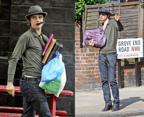Has Pete Doherty Changed?