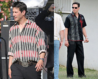 Keanu Cleans Up For His New Co-Star...K-Fed