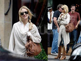 An American Kate Hudson In Paris