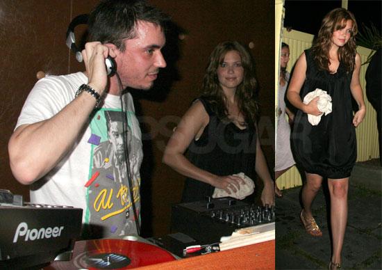 Mandy and DJ AM Reunite in the Hamptons | POPSUGAR Celebrity