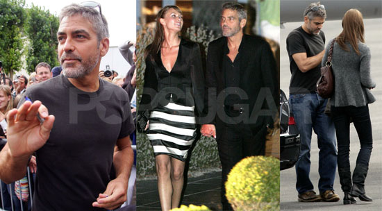 Don't Let The Gray Hair Fool You - Clooney's Still Got It
