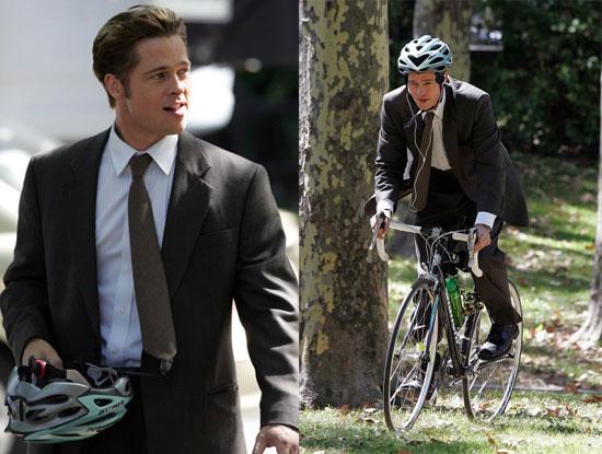 Brad Gets Back On The Bike