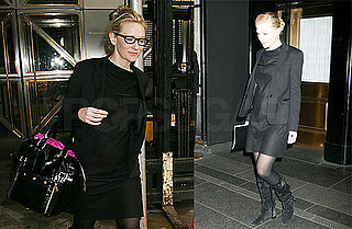 Is Cate B a Mommy to Be?