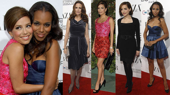 Eva, Kerry, and Brittany Have a Night of Hope