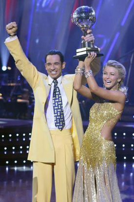 Sugar Bits — Helio Wins Dancing With the Stars