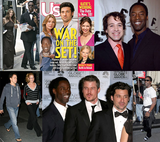Most Shocking Headlines: Isaiah Washington's Grey's Scandal