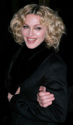 Sugar Bits — Madonna's Directorial Debut Heads to Berlin
