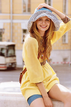 Mischa Barton: Behind the Scenes of Her Teen Vogue Shoot