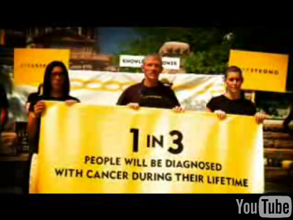 """""""ACT""""ivisim: LIVESTRONG Challenge"""