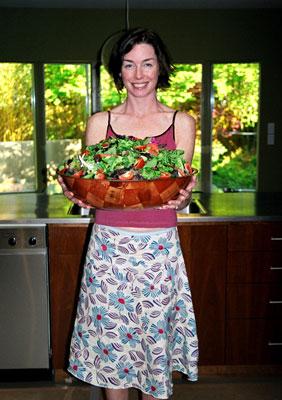 Healthy Meals Made Easy:  Make a Big Salad