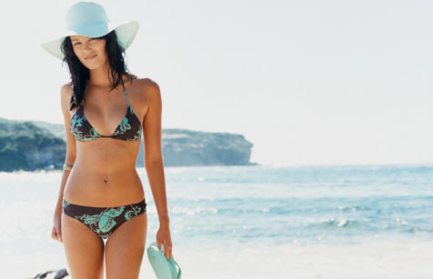 March Madness: Try on that Bikini this Month