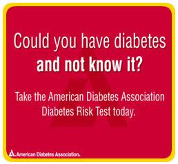American Diabetes Alert Day is TODAY