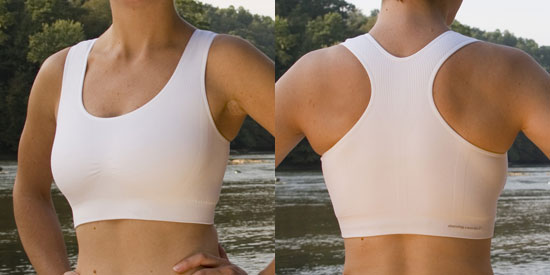 Get Your Butt in Gear: Moving Comfort Sports Bras