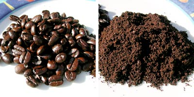At Home Spa Treatment: Coffee Scrub