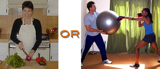 Personal Chef or Personal Trainer?