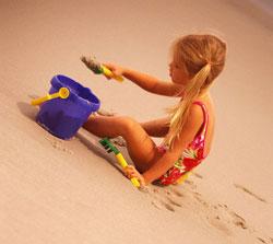 Freaky Statistic: Sand vs. Shark