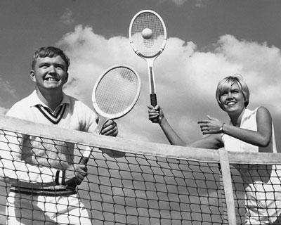 Get Physical: Tennis Anyone?