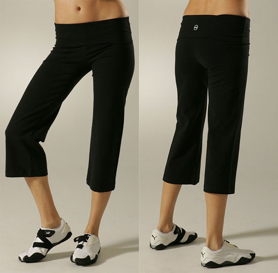Get Your Butt in Gear: So Low Cropped Pants