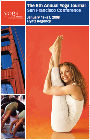 San Francisco Yoga Journal Conference