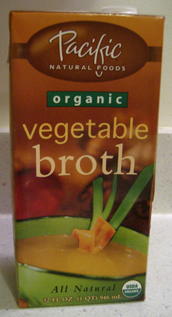 Healthy Cooking Made Easy: Pacific Broth