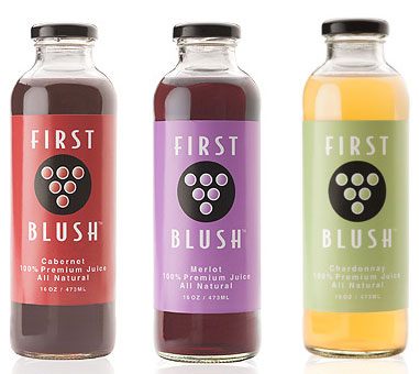 First Blush: Grape Juice Has Grown Up