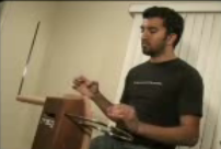 """Gnarls Barkley's """"Crazy"""" On The Theremin"""