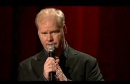 Jim Gaffigan on Food