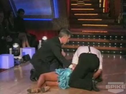 Marie Osmond Falling: The Re-Cut