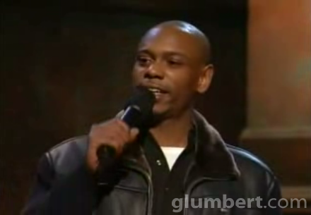 Dave Chappelle Waxes Poetic