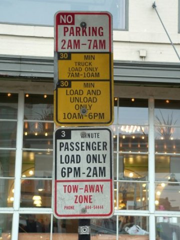 To Park Or Not To Park?
