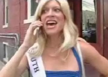 Miss Teen S.C. Calls 911