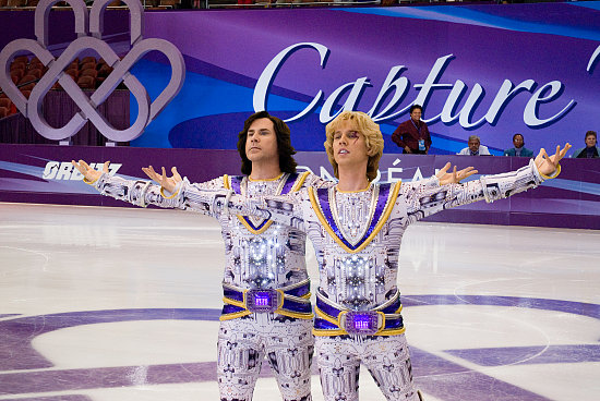 Blades of Glory Skates Into No. 1