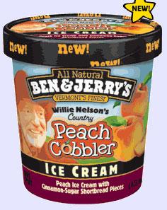 Got the Munchies? Try Willie's New Ice Cream